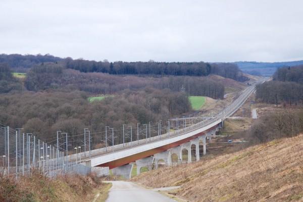 Bilan environnemental de la Ligne à Grande Vitesse Rhin Rhône